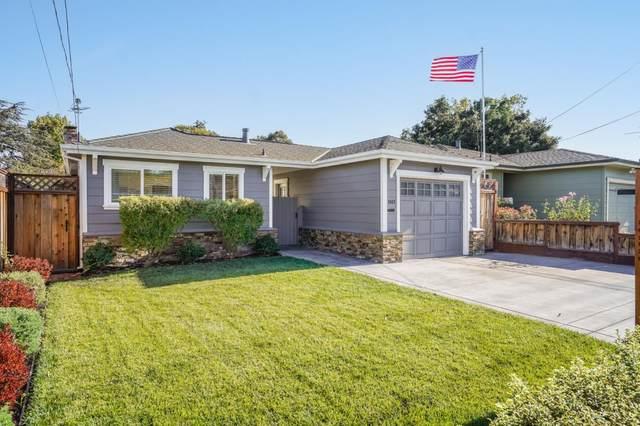 1943 Brittan Ave, San Carlos, CA 94070 (#ML81866528) :: The Gilmartin Group