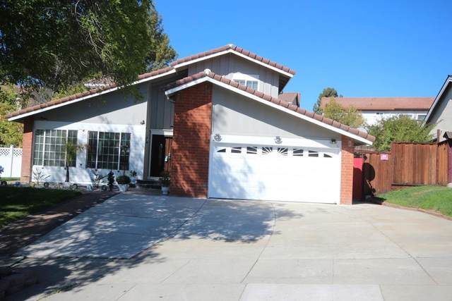 599 Blom Dr, San Jose, CA 95111 (#ML81866529) :: Live Play Silicon Valley