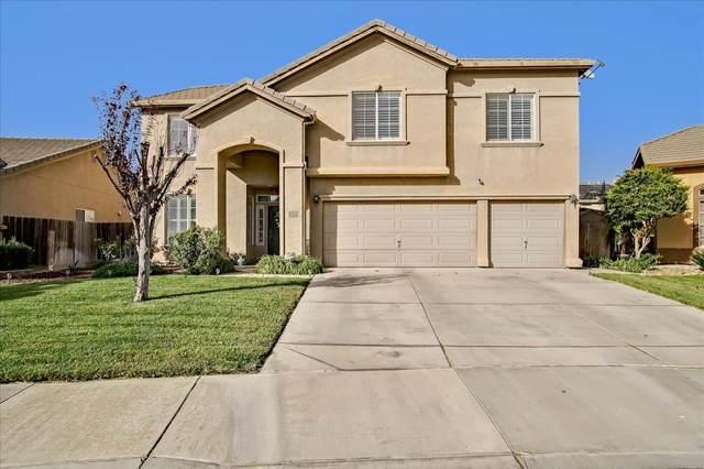 1644 Tulip Ct, Los Banos, CA 93635 (#ML81866601) :: The Kulda Real Estate Group