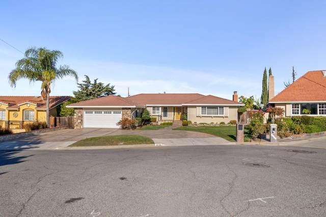 3599 Warner Dr, San Jose, CA 95127 (#ML81866605) :: Paymon Real Estate Group