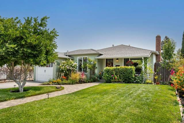 650 Scott Ave, Redwood City, CA 94063 (#ML81866625) :: The Kulda Real Estate Group