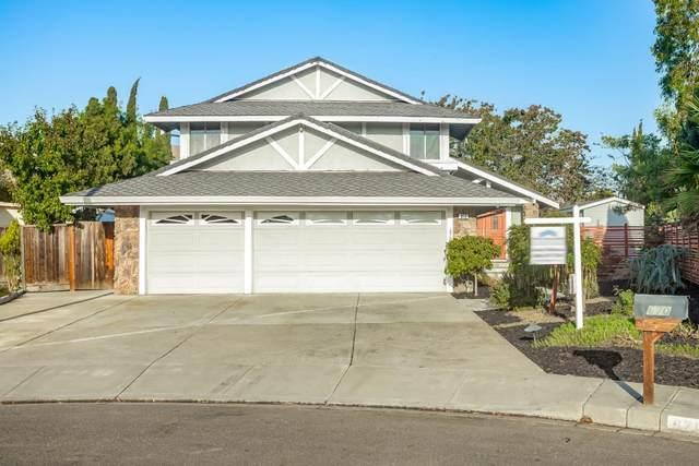 670 Perth Ct, Milpitas, CA 95035 (#ML81866639) :: The Sean Cooper Real Estate Group