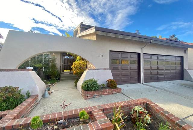 1616 Parkwood Dr, San Mateo, CA 94403 (#ML81866686) :: The Sean Cooper Real Estate Group