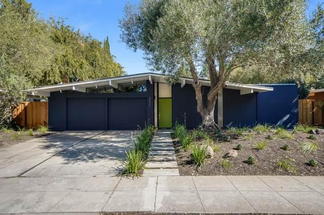 3321 Middlefield Rd, Palo Alto, CA 94306 (#ML81866700) :: Intero Real Estate