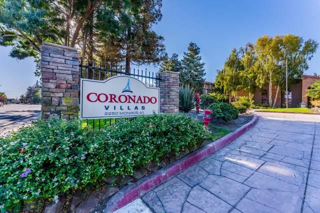 2250 Monroe St 314, Santa Clara, CA 95050 (#ML81866729) :: RE/MAX Gold