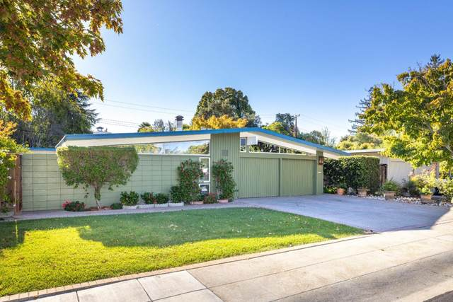346 Tioga Ct, Palo Alto, CA 94306 (#ML81866738) :: Intero Real Estate