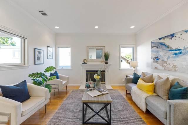 38 Lorton Ave B, Burlingame, CA 94010 (#ML81866746) :: The Kulda Real Estate Group