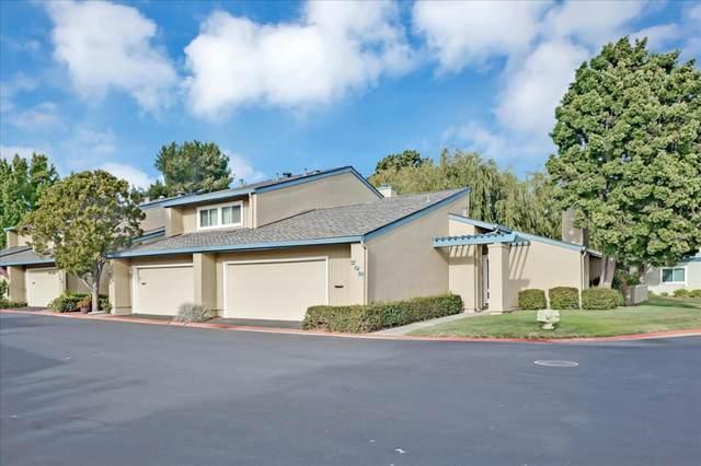 702 Celestial Ln, Foster City, CA 94404 (#ML81866771) :: The Gilmartin Group