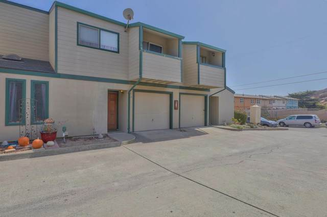 189 San Pablo Ct 13, Marina, CA 93933 (#ML81866777) :: The Kulda Real Estate Group