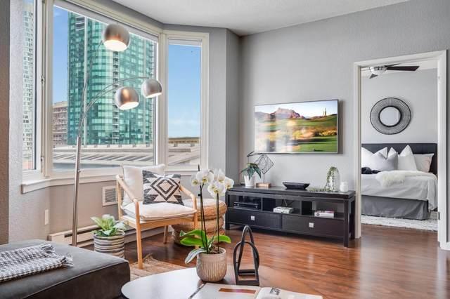 201 Harrison St 711, San Francisco, CA 94105 (#ML81866793) :: The Sean Cooper Real Estate Group
