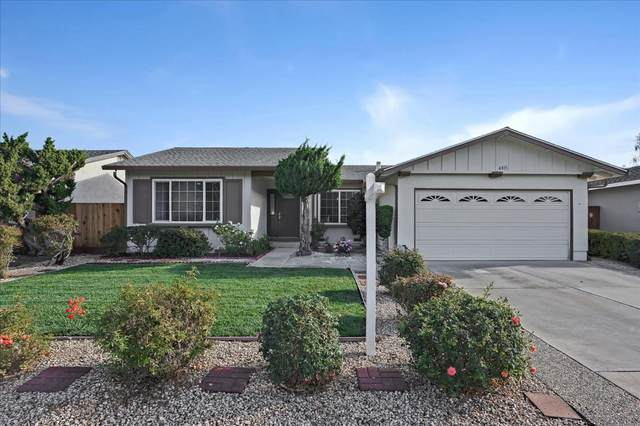 4815 Pinemont Dr, Campbell, CA 95008 (#ML81866796) :: Live Play Silicon Valley