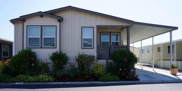 1220 Tasman Dr #523, Sunnyvale, CA 94089 (#ML81866799) :: The Realty Society
