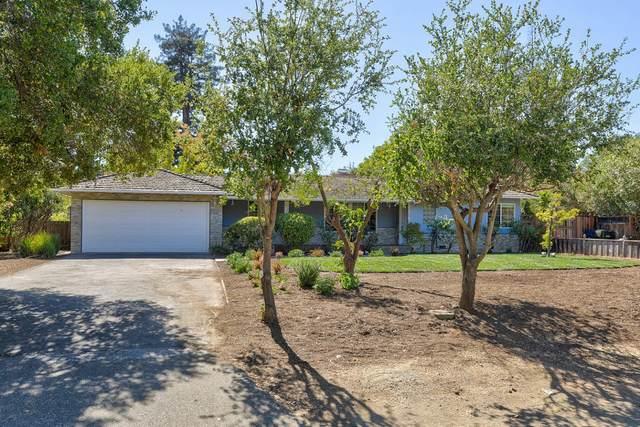 1198 Richardson Ave, Los Altos, CA 94024 (#ML81866801) :: The Sean Cooper Real Estate Group
