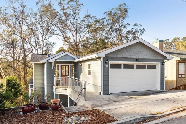 475 El Granada Blvd, El Granada, CA 94018 (#ML81866808) :: The Kulda Real Estate Group