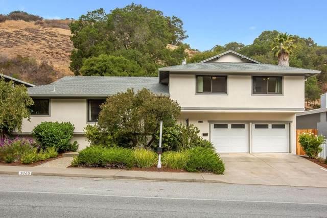 3140 Brittan Ave, San Carlos, CA 94070 (#ML81866811) :: The Gilmartin Group