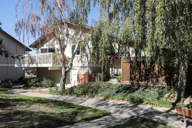 1464 Golden Meadow Sq, San Jose, CA 95117 (#ML81866812) :: Real Estate Experts