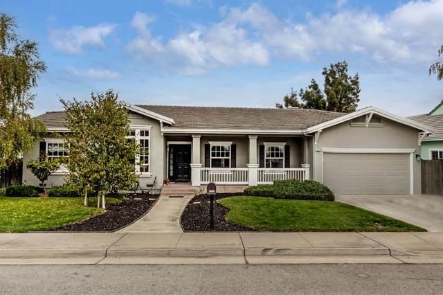 85 Paloma Dr, Morgan Hill, CA 95037 (#ML81866831) :: The Sean Cooper Real Estate Group