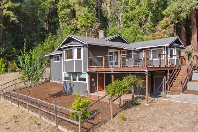 400 Jarvis Rd, Santa Cruz, CA 95065 (#ML81866856) :: The Kulda Real Estate Group