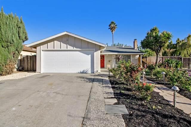 33 Cheltenham Way, San Jose, CA 95139 (#ML81866887) :: The Sean Cooper Real Estate Group