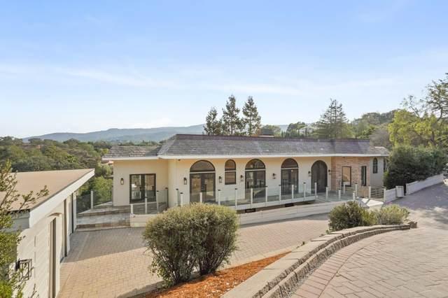 13581 Wildcrest Dr, Los Altos Hills, CA 94022 (#ML81866890) :: The Kulda Real Estate Group
