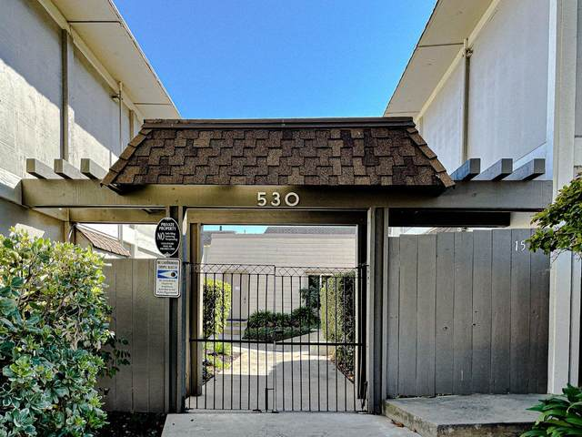 530 La Conner Dr 36, Sunnyvale, CA 94087 (#ML81866898) :: The Realty Society