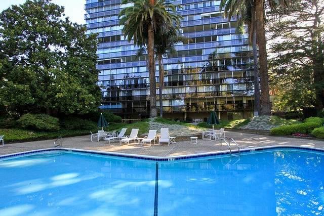 101 Alma St 102, Palo Alto, CA 94301 (#ML81866903) :: The Sean Cooper Real Estate Group
