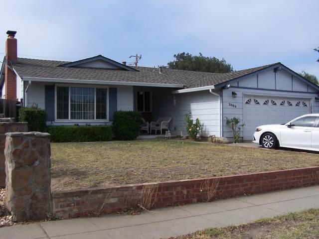 2659 Tilton Ct, San Jose, CA 95121 (#ML81866918) :: Live Play Silicon Valley