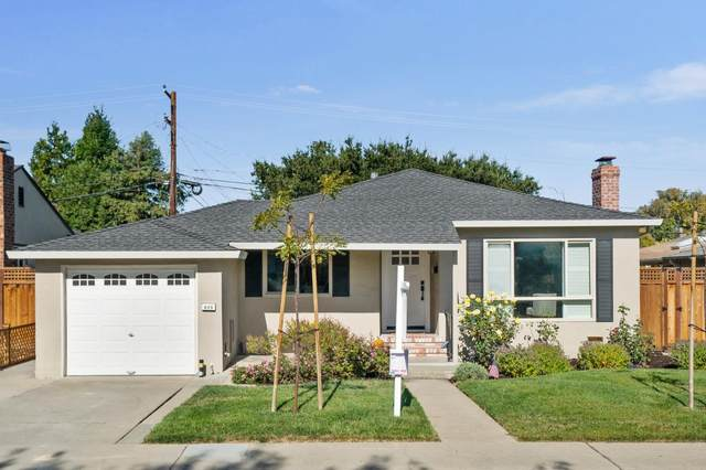 609 E 16th Ave, San Mateo, CA 94402 (#ML81866933) :: The Gilmartin Group