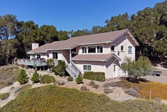 33315 East Carmel Valley Road, Carmel Valley, CA 93924 (#ML81866940) :: The Kulda Real Estate Group