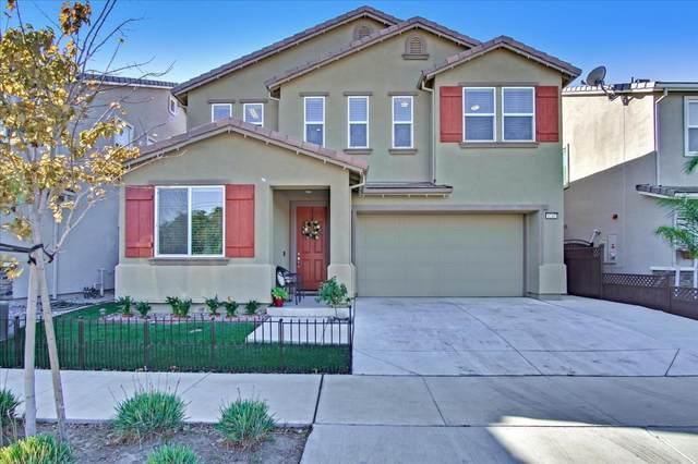 1245 Buena Vista Rd, Hollister, CA 95023 (#ML81866955) :: The Kulda Real Estate Group