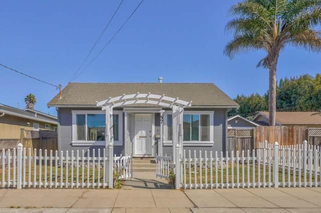 57 Villa St, Salinas, CA 93901 (#ML81866956) :: The Kulda Real Estate Group