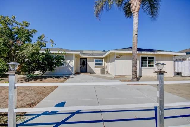 1280 Forest Creek Dr, Hollister, CA 95023 (#ML81866962) :: The Kulda Real Estate Group