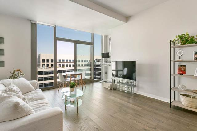 38 N Almaden Blvd 2008, San Jose, CA 95110 (#ML81866978) :: Real Estate Experts