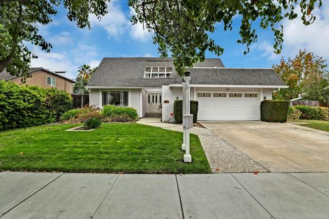 1267 Nancarrow Way, San Jose, CA 95120 (#ML81866983) :: Live Play Silicon Valley