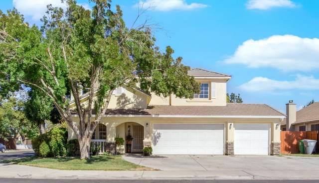 806 Coastal Ct, Los Banos, CA 93635 (#ML81866985) :: The Kulda Real Estate Group