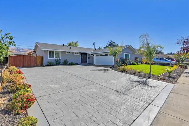 4096 Partridge Dr, San Jose, CA 95121 (#ML81866986) :: RE/MAX Gold