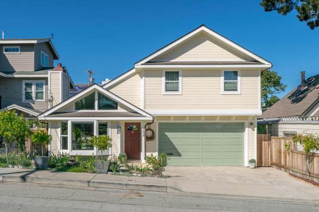 152 13th St, Pacific Grove, CA 93950 (#ML81866994) :: The Kulda Real Estate Group