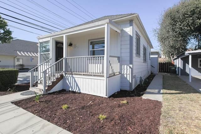 111 E San Luis St, Salinas, CA 93901 (#ML81867001) :: The Kulda Real Estate Group