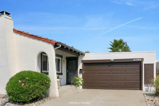 41064 Corriea Ct, Fremont, CA 94539 (#ML81867007) :: Live Play Silicon Valley