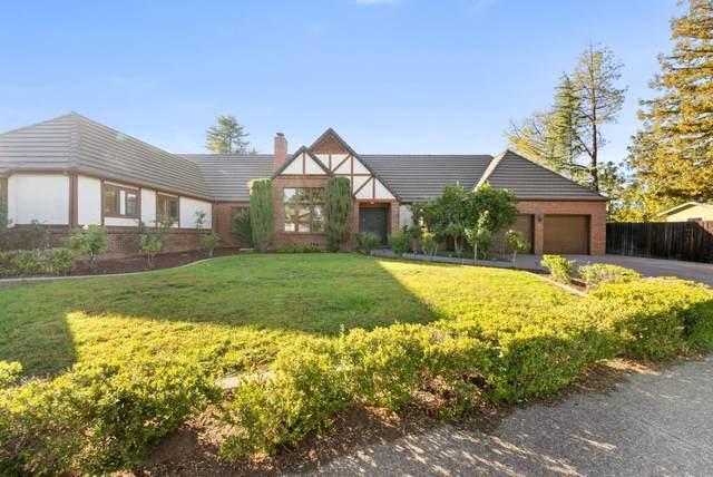 12465 Ted Ave, Saratoga, CA 95070 (#ML81867013) :: Intero Real Estate