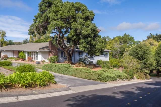 610 Barbara Way, Hillsborough, CA 94010 (#ML81867018) :: The Gilmartin Group