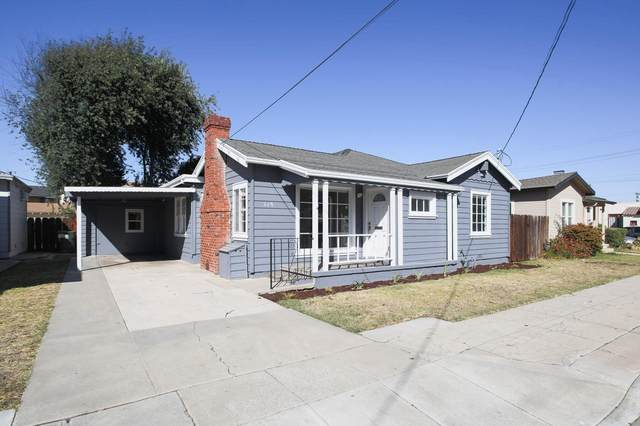 115 E San Luis St, Salinas, CA 93901 (#ML81867023) :: The Kulda Real Estate Group
