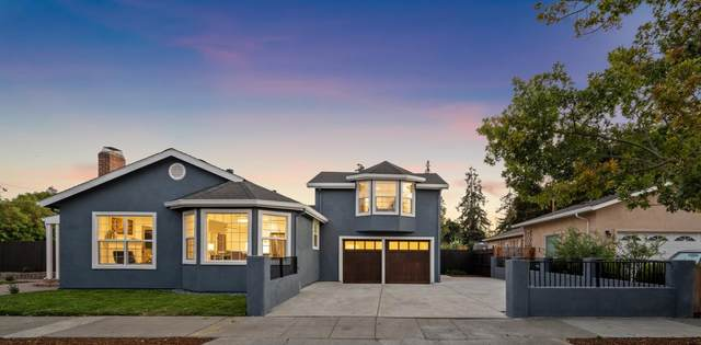 1099 Haven Ave, Redwood City, CA 94063 (#ML81867036) :: The Kulda Real Estate Group