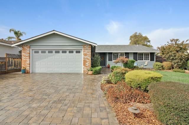 5293 Roxanne Dr, San Jose, CA 95124 (#ML81867043) :: Real Estate Experts