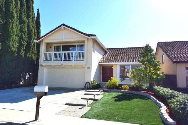 808 Valencia Dr, Milpitas, CA 95035 (#ML81867046) :: The Sean Cooper Real Estate Group