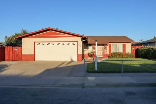 1705 Los Coches Cir, Salinas, CA 93906 (#ML81867067) :: The Kulda Real Estate Group