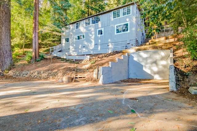 12744 Hillside Ter, Boulder Creek, CA 95006 (#ML81867072) :: Paymon Real Estate Group