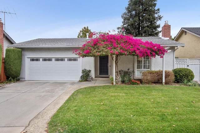 1466 Via Codorniz, San Jose, CA 95128 (#ML81867107) :: Live Play Silicon Valley