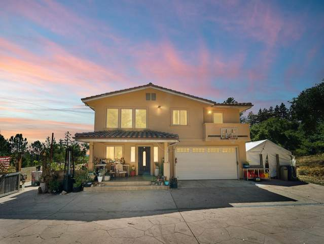 10200 West Dr, Felton, CA 95018 (#ML81867110) :: The Sean Cooper Real Estate Group