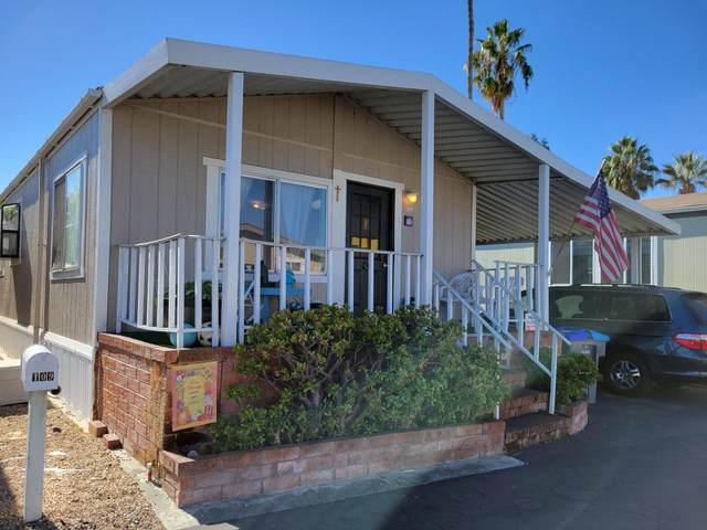 1075 Space Park Way 109, Mountain View, CA 94043 (#ML81867130) :: Alex Brant